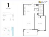 1-hotel-residences-1Bed-B-floor-plan