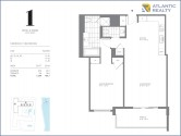 1-hotel-residences-1Bed-B1-floor-plan