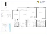 1-hotel-residences-3Bed-D-floor-plan