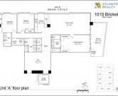 1010-brickell-A-floor-plan