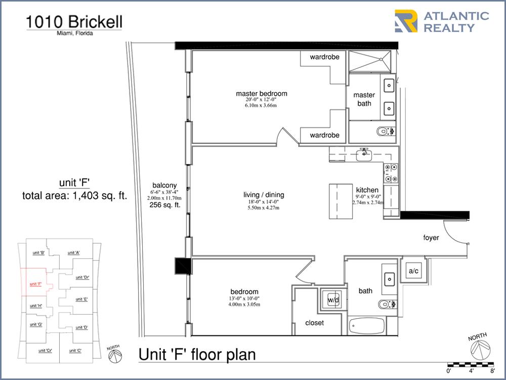 Echo Brickell Floor Plans Best Free Home Design Idea