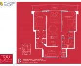 1100-millecento-residences-B-floor-plan