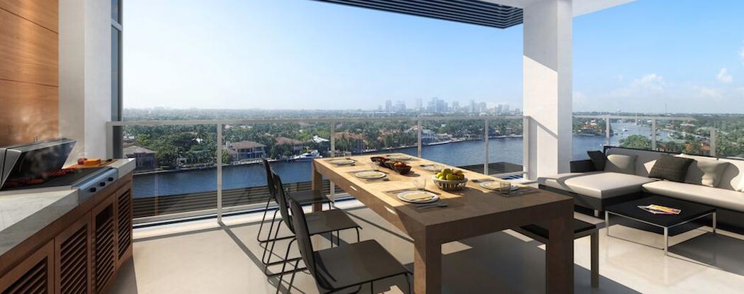 Adagio New Miami Florida Beach Homes