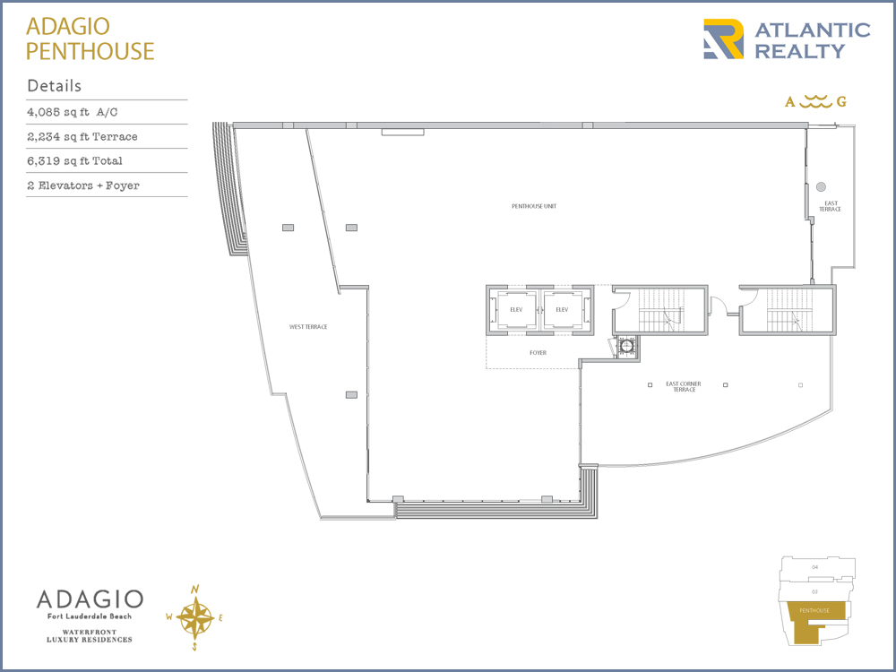 Adagio New Miami Florida Beach Homes