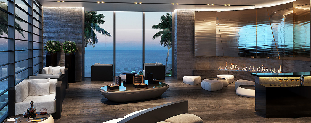 Residences By Armani Casa New Miami Florida Beach Homes