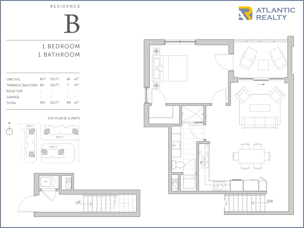 One bay design district residences new miami florida for Bay to beach builders floor plans