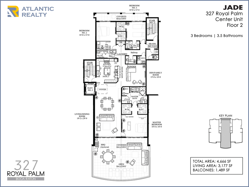 Boca raton 327 royal palm new miami florida beach homes for Bay to beach builders floor plans