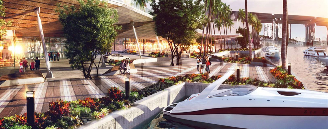 Miami-River-New-Riverfront-Project