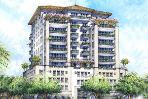 New constructions condos in coral gables