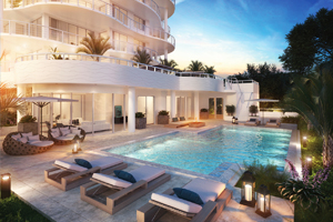 New constructions penthouse fort lauderdale