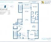 aquavita-las-olas-Abaco-North-Floor-plan