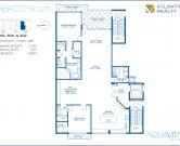 aquavita-las-olas-Abaco-South-Floor-plan