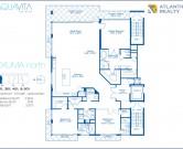 aquavita-las-olas-Exuma-North-Floor-plan