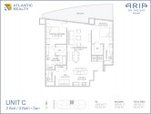 aria-on-the-bay-C-Floor-plan