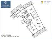 auberge-beach-residences-spa-NT-B1-floor-plan-1