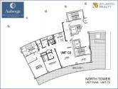 auberge-beach-residences-spa-NT-C3-floor-plan