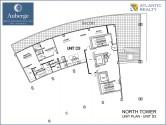 auberge-beach-residences-spa-NT-D3-floor-plan