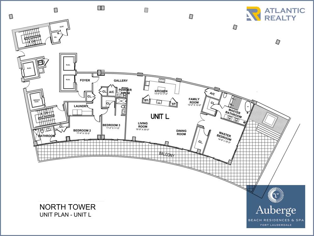 Auberge Beach Residences Amp Spa New Miami Florida Beach Homes