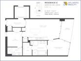 biscayne-beach-east-edgewater-miami-residences-1C-floor-plan