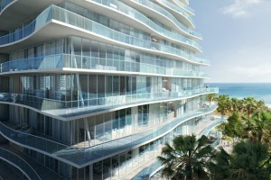 New constructions Surfside condo