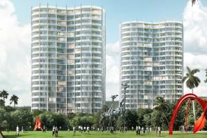 New constructions condos in coconut grove fl
