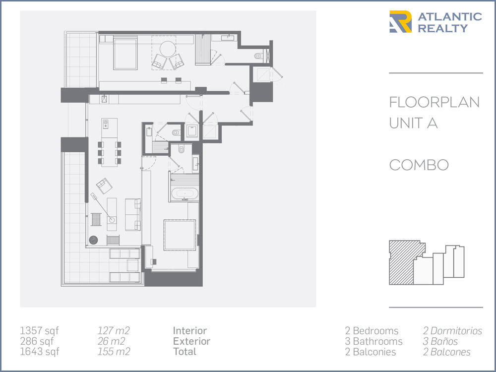 Esplendor bay hotel new miami florida beach homes for Bay to beach builders floor plans