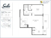 gale-boutique-hotel-residences-1-Bed-floor-plan2