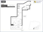 hyde-midtown-Studio-Floor-plan