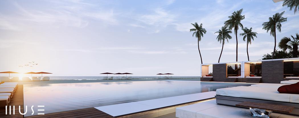Muse Residences New Miami Florida Beach Homes