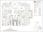 palazzo-del-sol-fisher-island-PH3-floor-plan