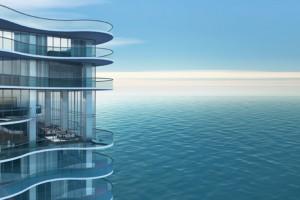 New constructions condo in sunny isles beach
