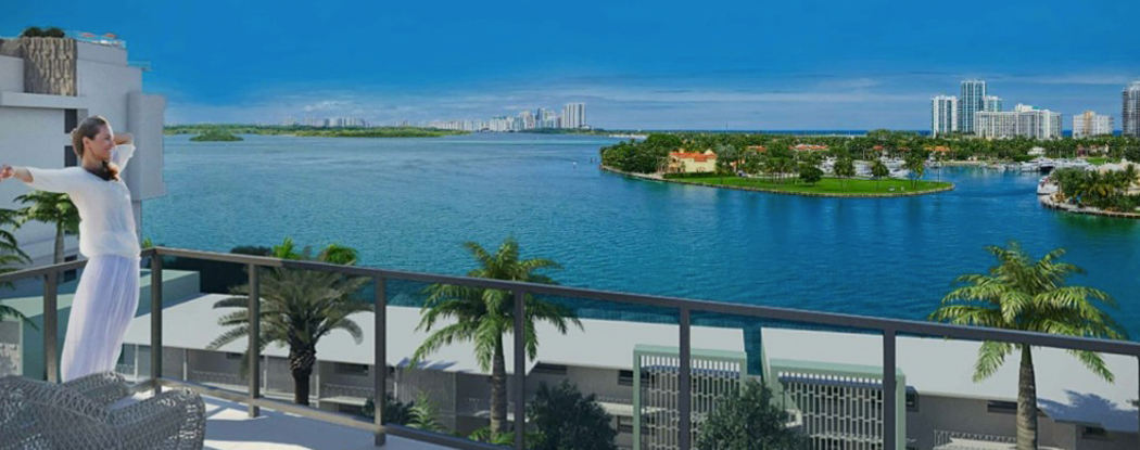 Sereno At Bay Harbor Islands New Miami Florida Beach Homes