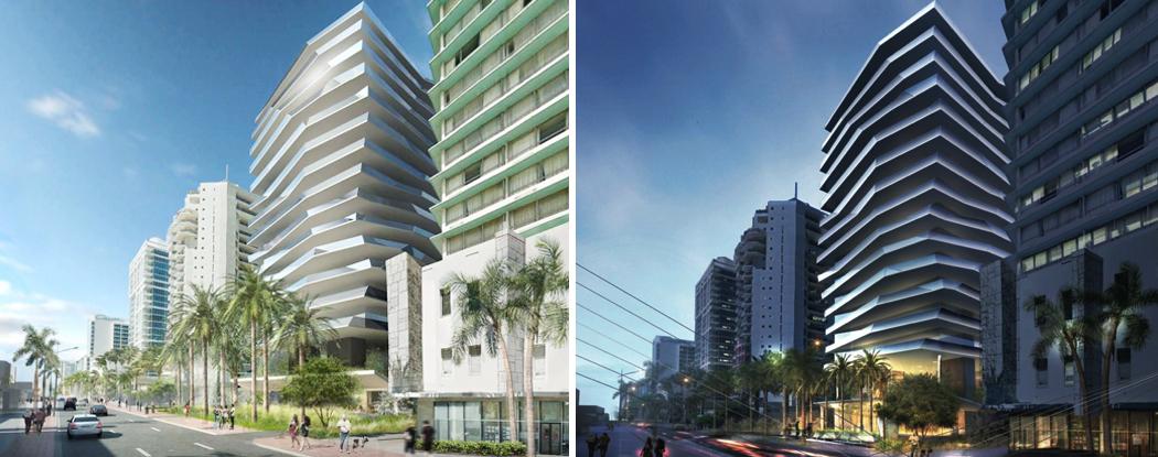 The Bath Club Estates New Miami Florida Beach Homes