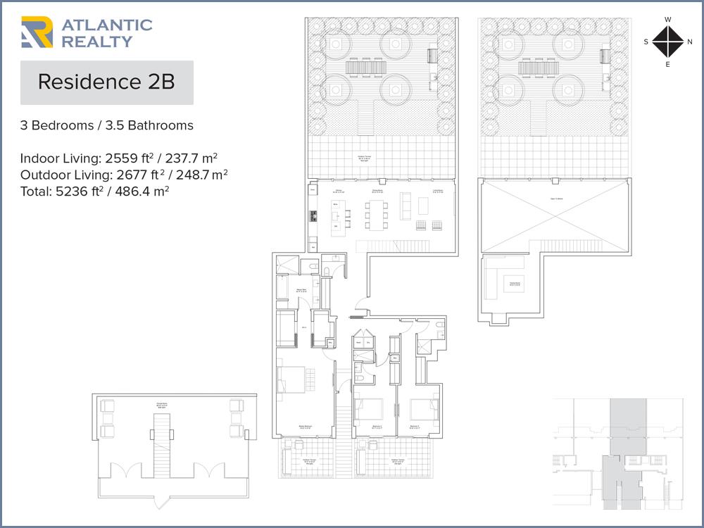 Apogee Miami Beach Floor Plans