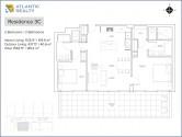 three-hundred-collins-south-beach-3C-floor-plan