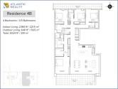 three-hundred-collins-south-beach-4B-floor-plan